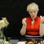 Jak uvázat kytici z bonbónů?