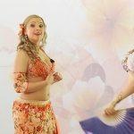 Orientální břišní tanec pro radost