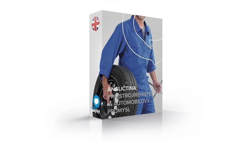 Angličtina pro strojírenství a automobilový průmysl B1 - B2