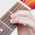 Kytarové akordy a rytmy pro začátečníky