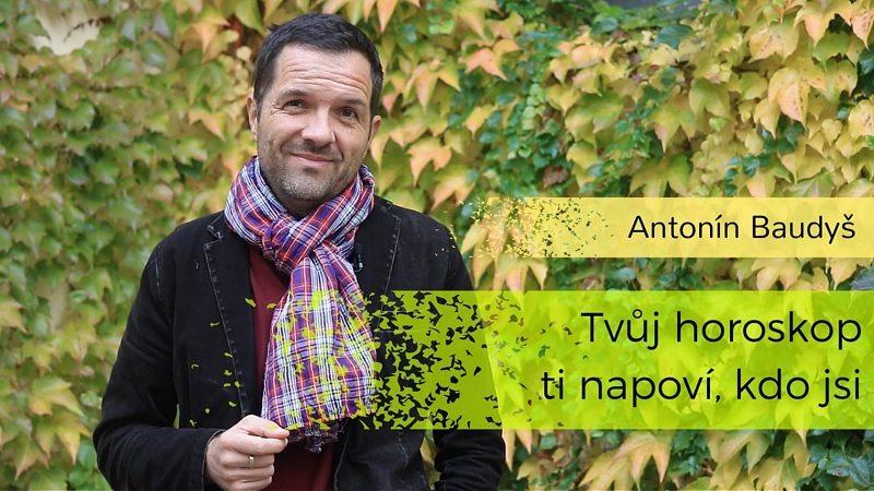 Antonín Baudyš učí výklad horoskopů svépomocí