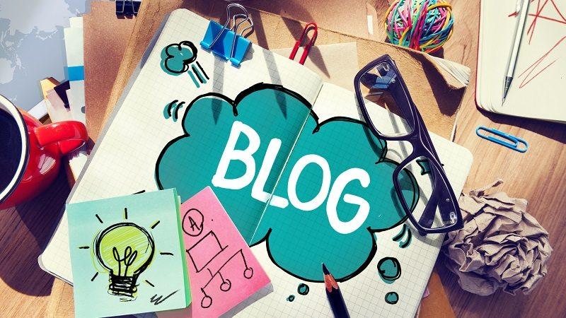 Jak začít psát blog