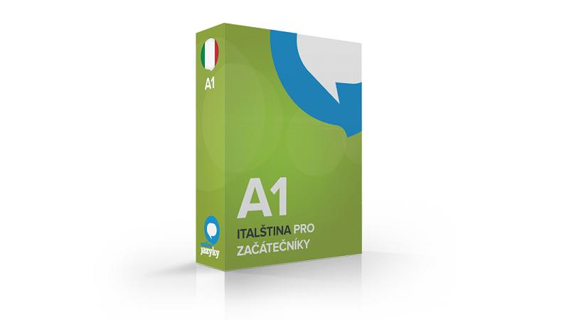 Italština pro začátečníky A1